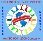 FRANCHISEE OF UNIX INFO SERVICES AT FREE OF COST* (BANGALORE